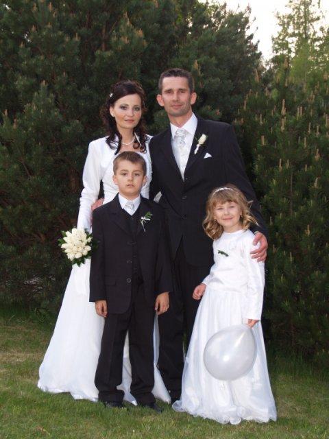 Zlaťa{{_AND_}}Roman - moj syn a zenichova neterka