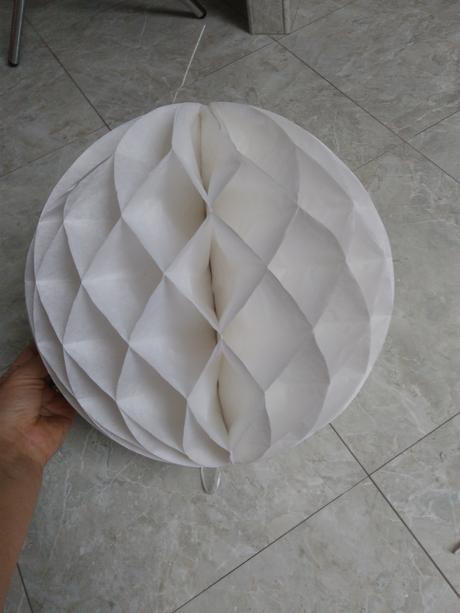 2ks honeycomb bílý - Obrázek č. 1