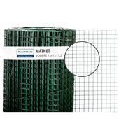 Chovateľské pletivo PVC,Voliere 50x25 mm, Ø 2,6 m,