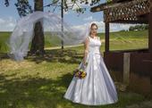 Svadobné šaty zo salónu , 38