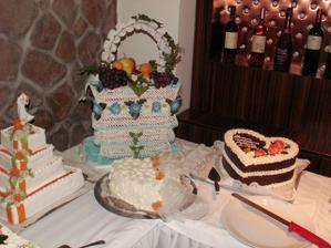 Skalický kôš - torta :)