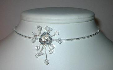 a k ní náhrdelník ... ale nevím jestli si ho vezmu ...