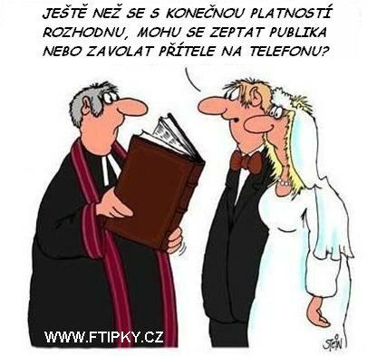 Svatební vtípky - Obrázek č. 8