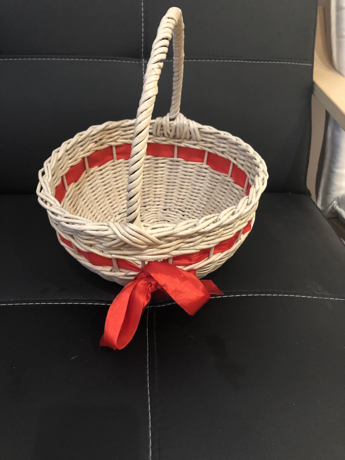 Košík na redovy (vykrucanku) - Obrázok č. 1