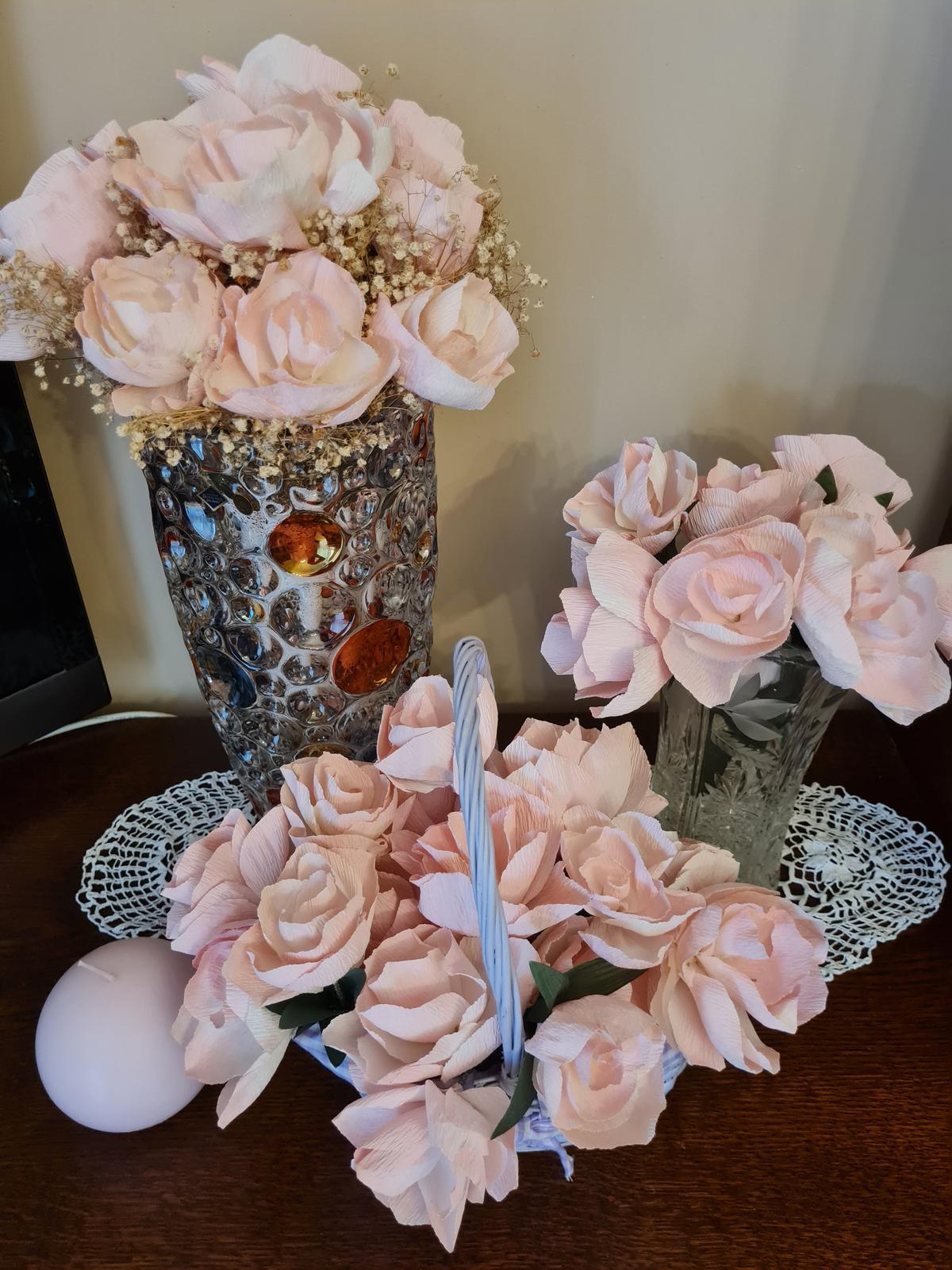 svadobná výzdoba-kvety - Obrázok č. 1