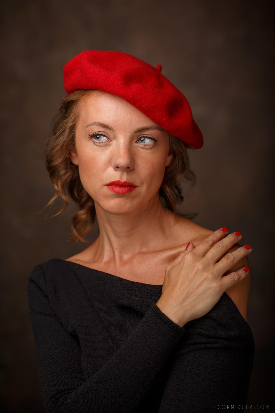 mornstlu - Make-up, vlásky a styling. Focení s krásnou Janičkou a Igorem Mikulou.