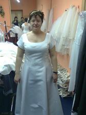 Druhé šaty.