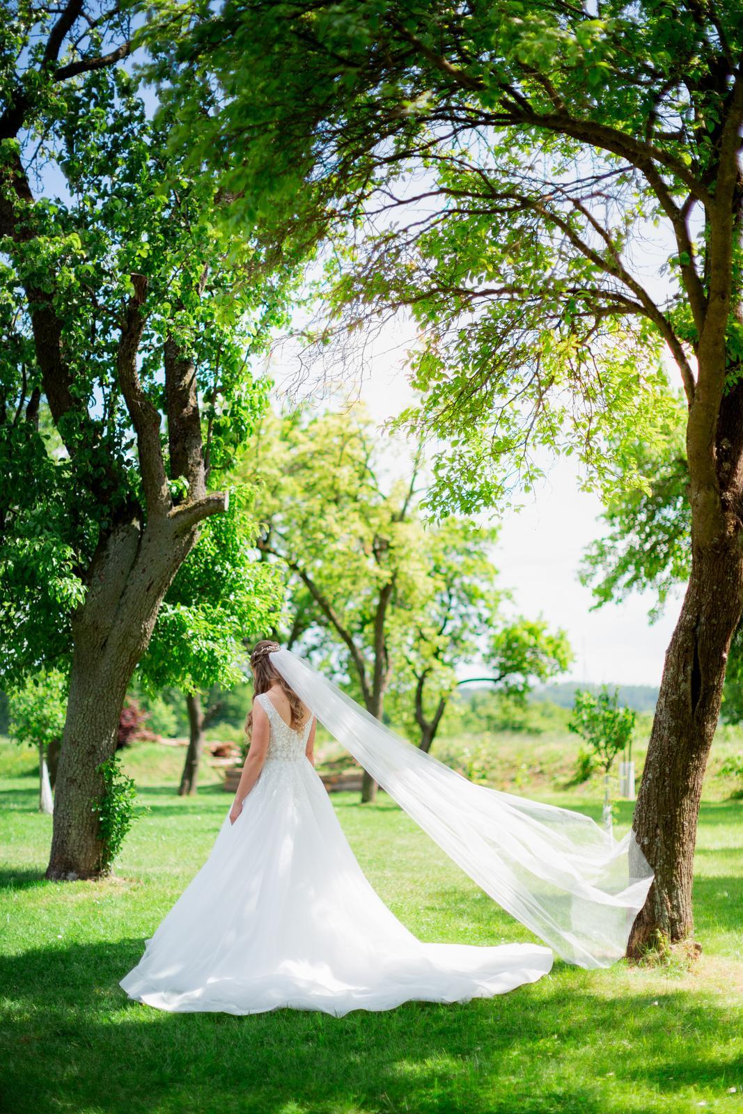 Svatební šaty Elody - model Jaya - Obrázek č. 1