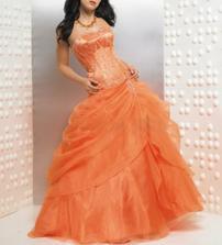 milujem oranžovú farbu