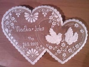 takýto perníček sme si kúpili.....na pamiatku:-))))))