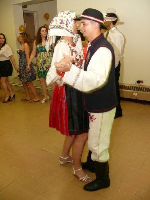 Janka Strenkova{{_AND_}}Michal Rabatin - radovy  tanec