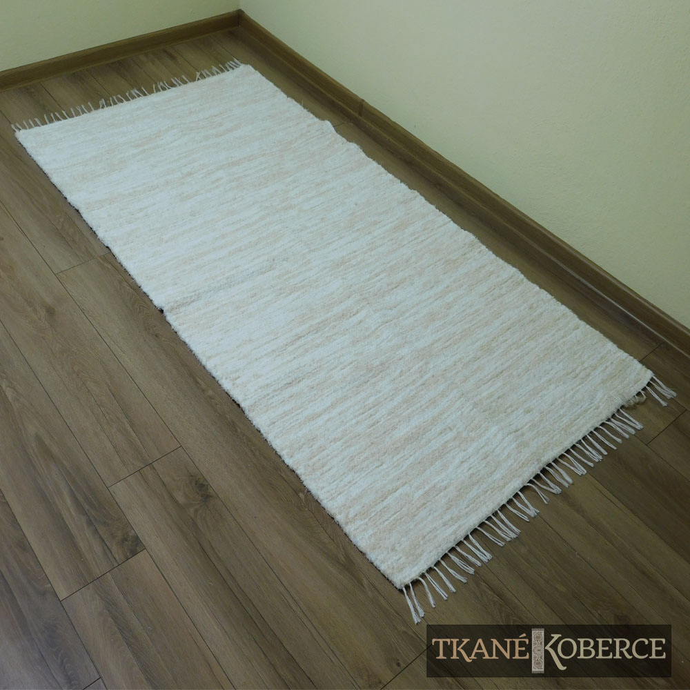 Rucne tkany novy koberec z Malatinej 100x200cm - Obrázok č. 1