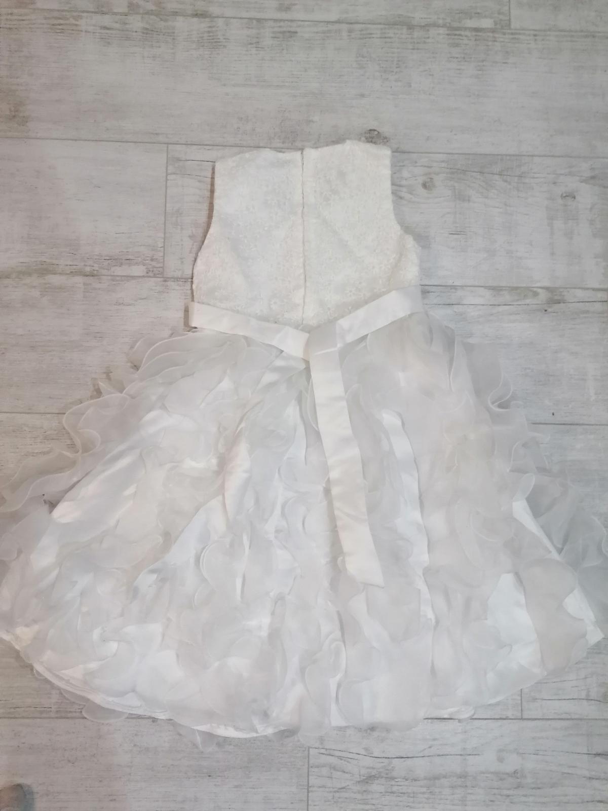 Šaty na svadbu pre slečnu - Obrázok č. 1