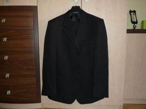 už aj oblek pre môjho drahého je doma