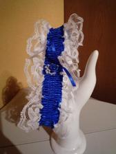 už mám aj niečo modré a darované - ďakujem Janka