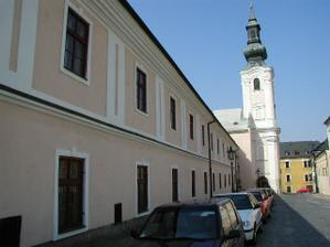 kostol u Františkánov- Nitra
