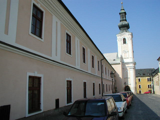 D+L - kostol u Františkánov- Nitra