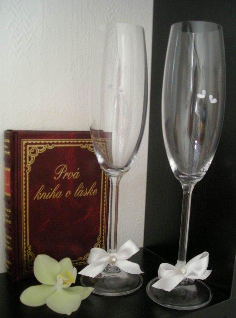 D+L - naše poháre