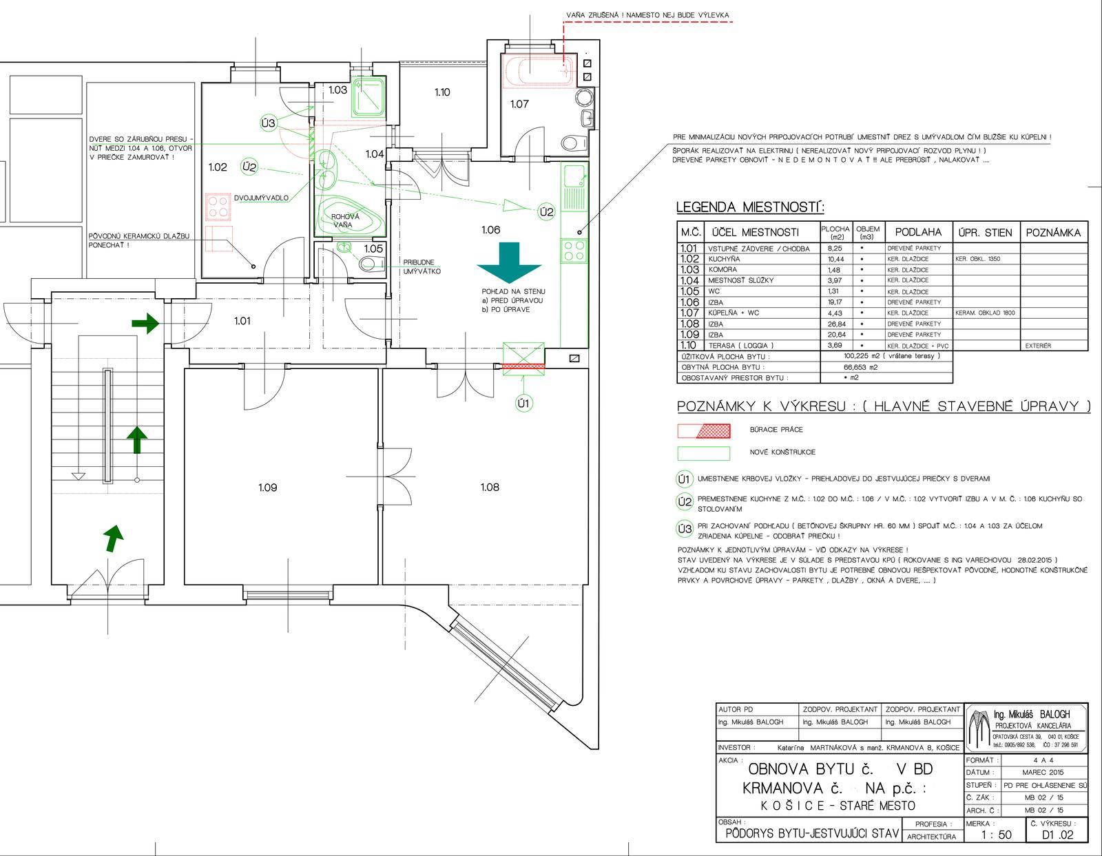 Rekonštrukcia bytu v národnej kultúrnej pamiatke - Obrázok č. 30