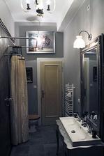 naša malá-veľká kúpeľňa - šírka 1,6m x dĺžka 4m