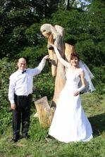 my a drevene sochy - zvonime