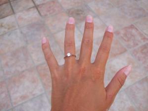 Moj zástnubný prstienok