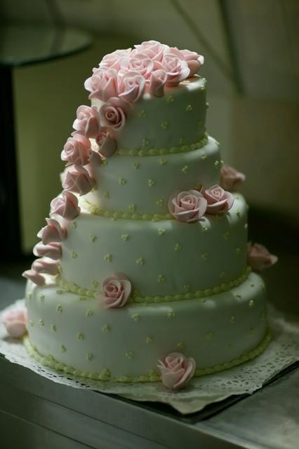 Detaily svadbicky - nasa svadobna torta