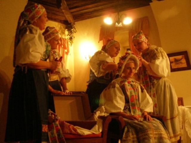 Detaily svadbicky - :-))) cepcenie tetuskami z Vajnor