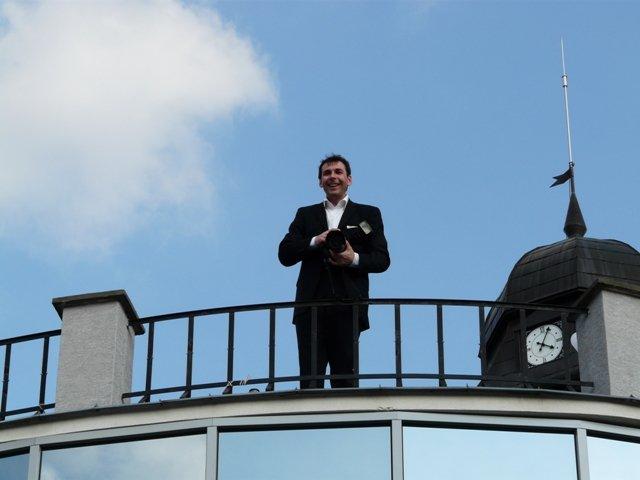 Detaily svadbicky - ......a toto je...... (P)Rofik!!! alias ROFO....