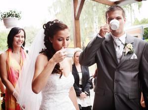 hm, slopat bude manžel, já měla vodu . - )