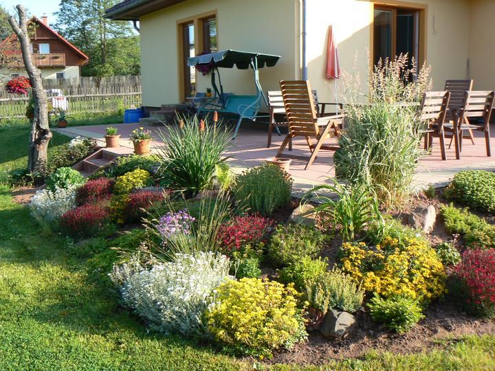 Léto 2012 - Kvetoucí terasa