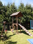 Zahradní dětská věž - zamluveno,