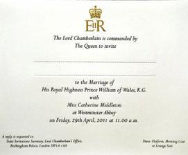 Kralovske svadobne pozvanky