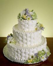 Taky moc hezký dortík...:-)