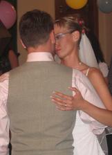 první novomanželský tanec ... Voda živá