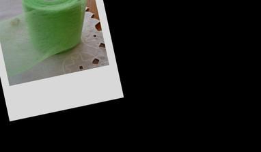zeleny vlizelin