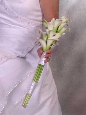 Pripravy:) - tak takto by nejako mala vyzerat moja svadobna kitica