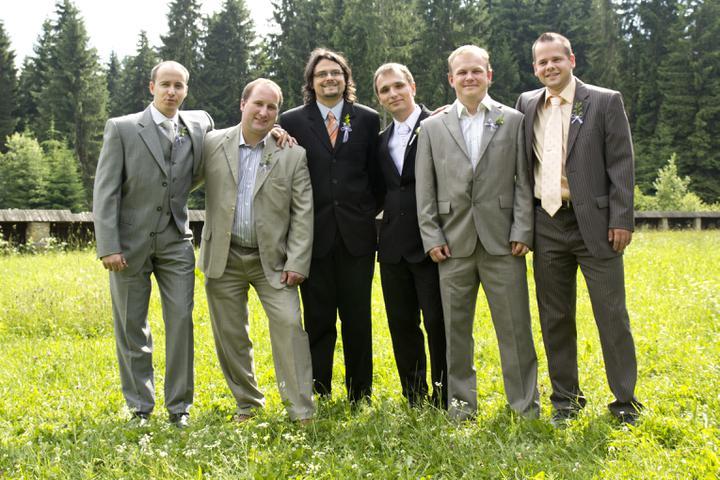 Monika Keseyová{{_AND_}}Lukáš Vach - Luboš, Pepa, Tomáš, Lukáš, Petr a Pítr