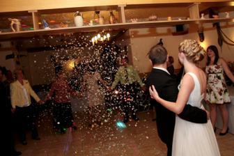 mladomanželský tanec