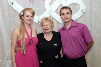 my s akčnou babičkou ;)