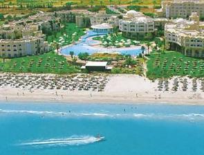 hotel Mahdia Beach Tunisko
