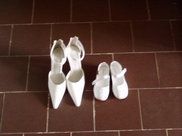 Pred svadbou - topánočky