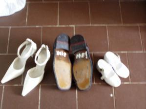 ...ešte raz... topánočky a topánky