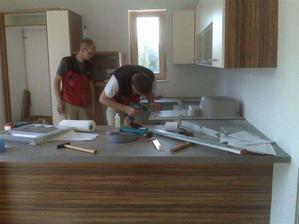 10.9.2009 montuju kuchynu