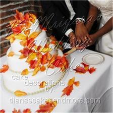 na jesennu svadbu :)