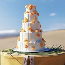 svatební dort č.2