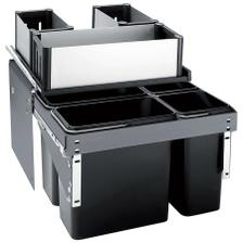BLANCO ECON 60/4 - sorter na odpadky