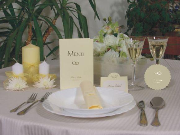 Dekorace stolu detaily - Obrázek č. 10