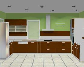 Takto by mala vyzerať naša kuchyňa