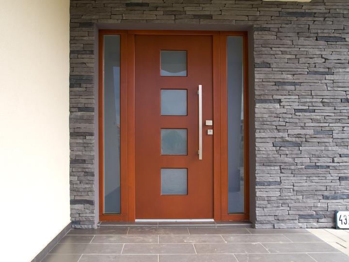 Vchodové dvere - Obrázok č. 1